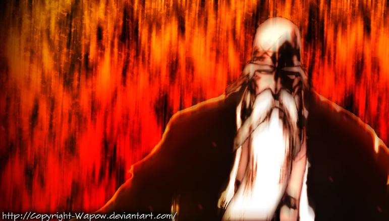Bleach - Genryusai Yam...