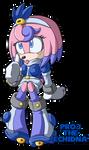 Proj the Echidna by kagurasancosplayer