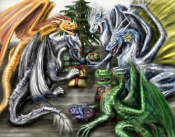 Late Christmas by OrmIrian