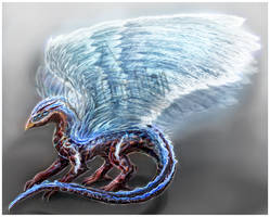 Dragone by OrmIrian