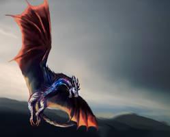 The Eyeless Dragon by OrmIrian