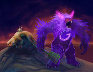 Angry Gameunculus