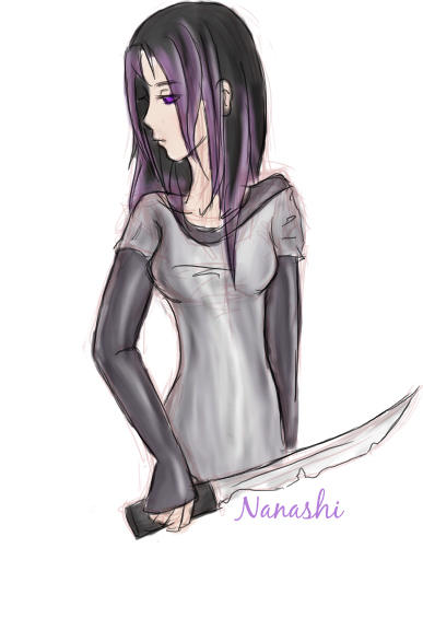 Nanashi by Chuuichi