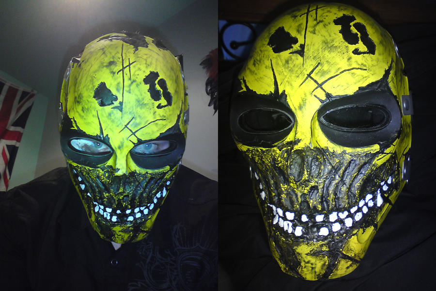 1000+ images about Army of two masks on Pinterest   Wire ...