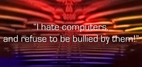 Technicolor Cyberbullying