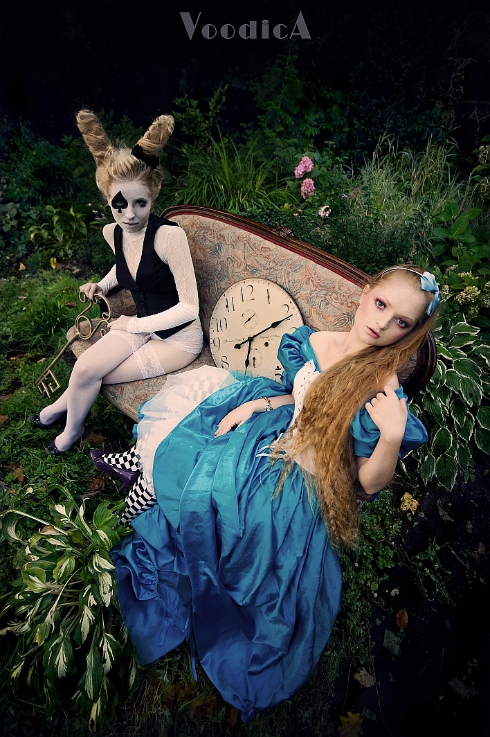 Alice Alice Alice by Voodica