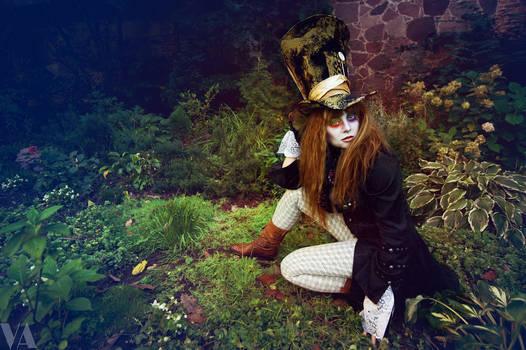 Mad Hatter Garden
