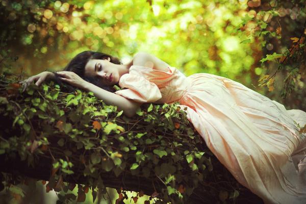 Sleeping Beauty by Voodica