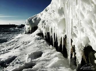 Frozen Land by timeisatraveller