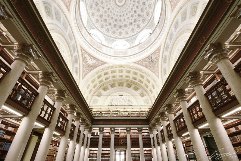 Architecture in Helsinki II by timeisatraveller