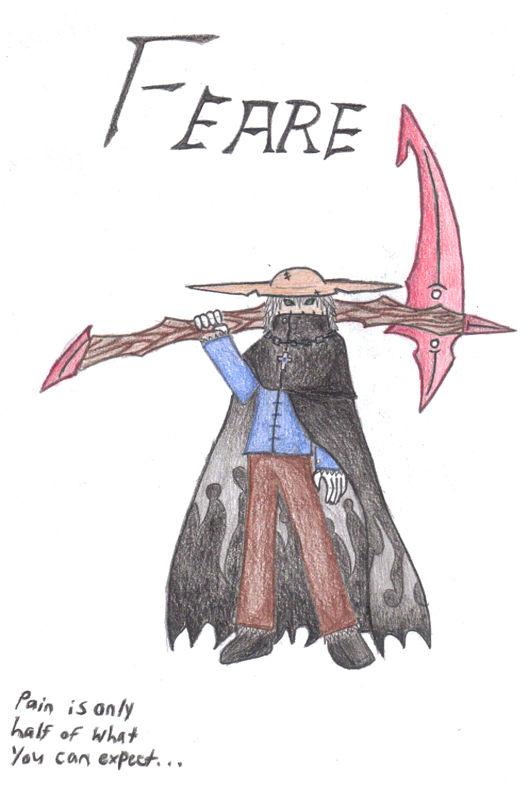 The Grim Reaper's Bounty Hunter