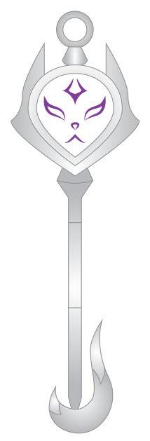 Celestial Gate Key - Vulpecula