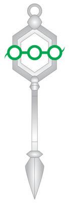 Celestial Gate Key - Orion