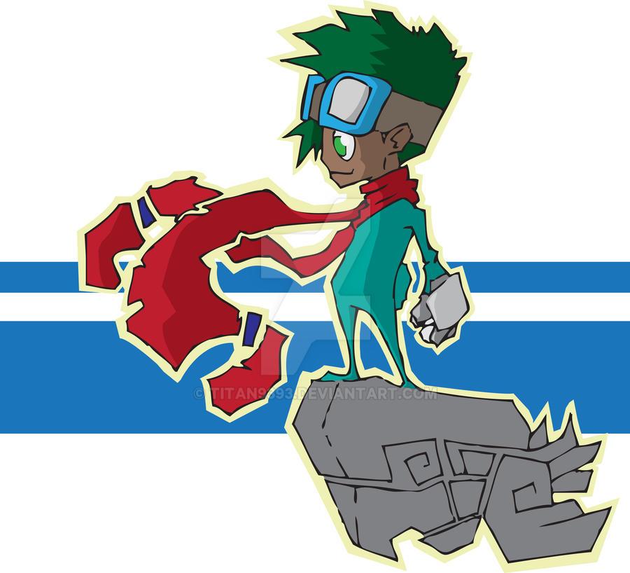 random character by titan9393