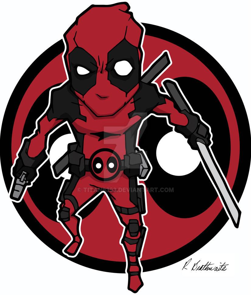 Deadpool by titan9393