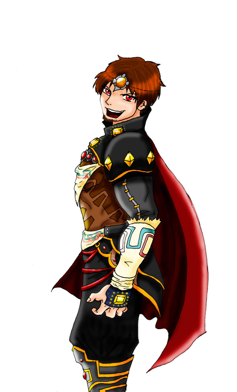 """The Legend of Zelda: Return to Twilight """"Discussion"""" - Page 4 Ganondorf__by_link_zelda48-d38a89w"""