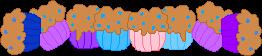 Muffin Divider. by Hyper-Kitteh