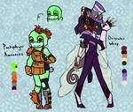 [CLOSED] Steampunk Adopts by Violetthefox0001