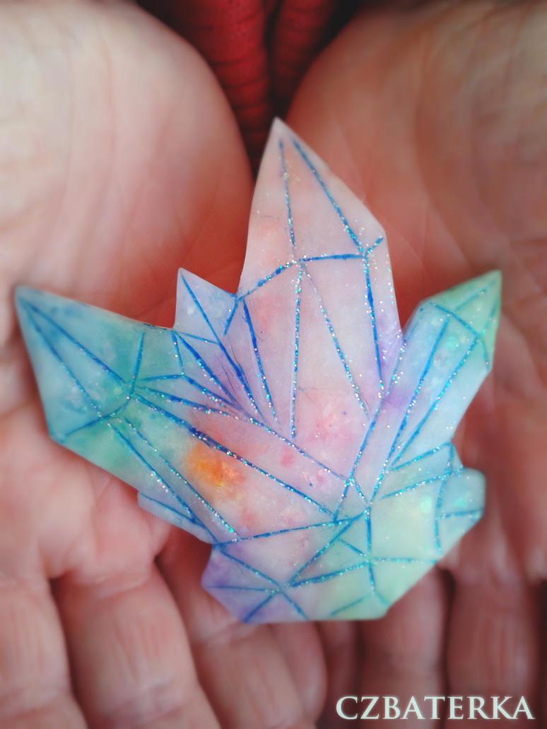 Pastel Crystals by CzBaterka