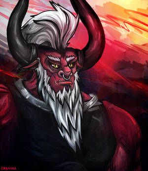 Lord Tirek.
