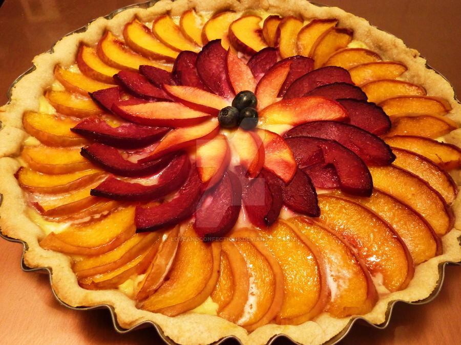 peach puzzle plum and mascarpone pie plum applesauce plum sorbet plum ...