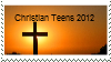 Christian Teens 2012 Stamp by JTSfan4ever11