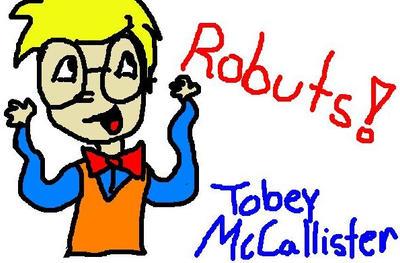 Tobey Randomness by JTSfan4ever11