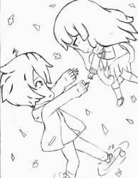 Free Sketch: Toryuu