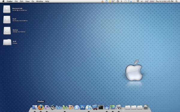 My Desktop by eyesauce