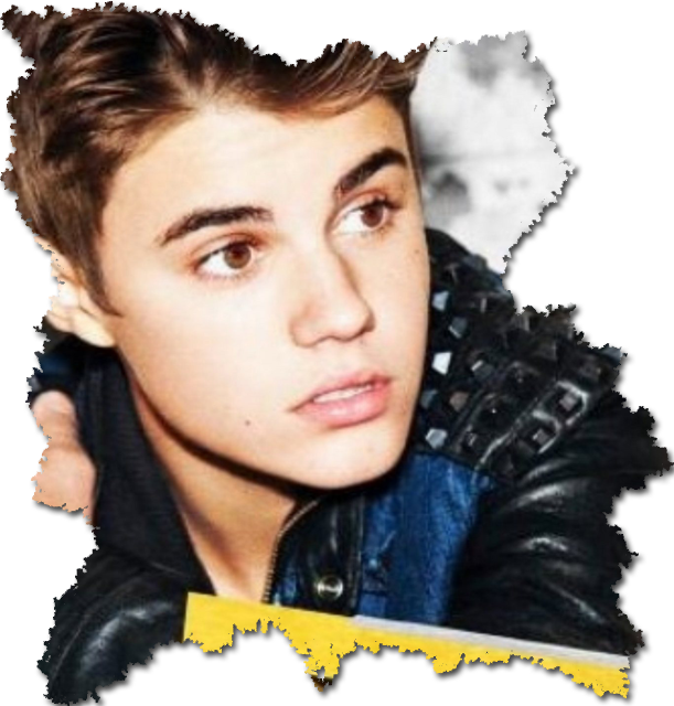 Justin Bieber Png Icon by AubreyOnDeviantart