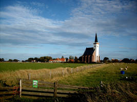 Pretty Church. by Pillowbox