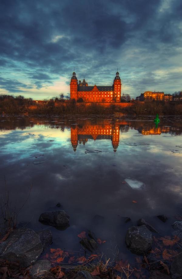 Schloss Aschaffenburg Revised By Deoroller