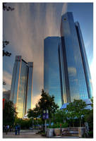 Deutsche Bank by deoroller