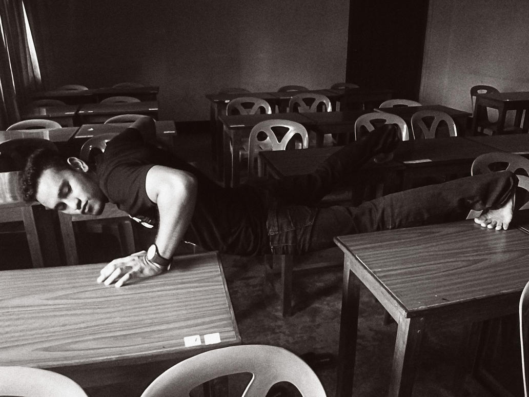 Classroom by dvanartist