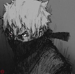 rikimaru by scary-PANDA