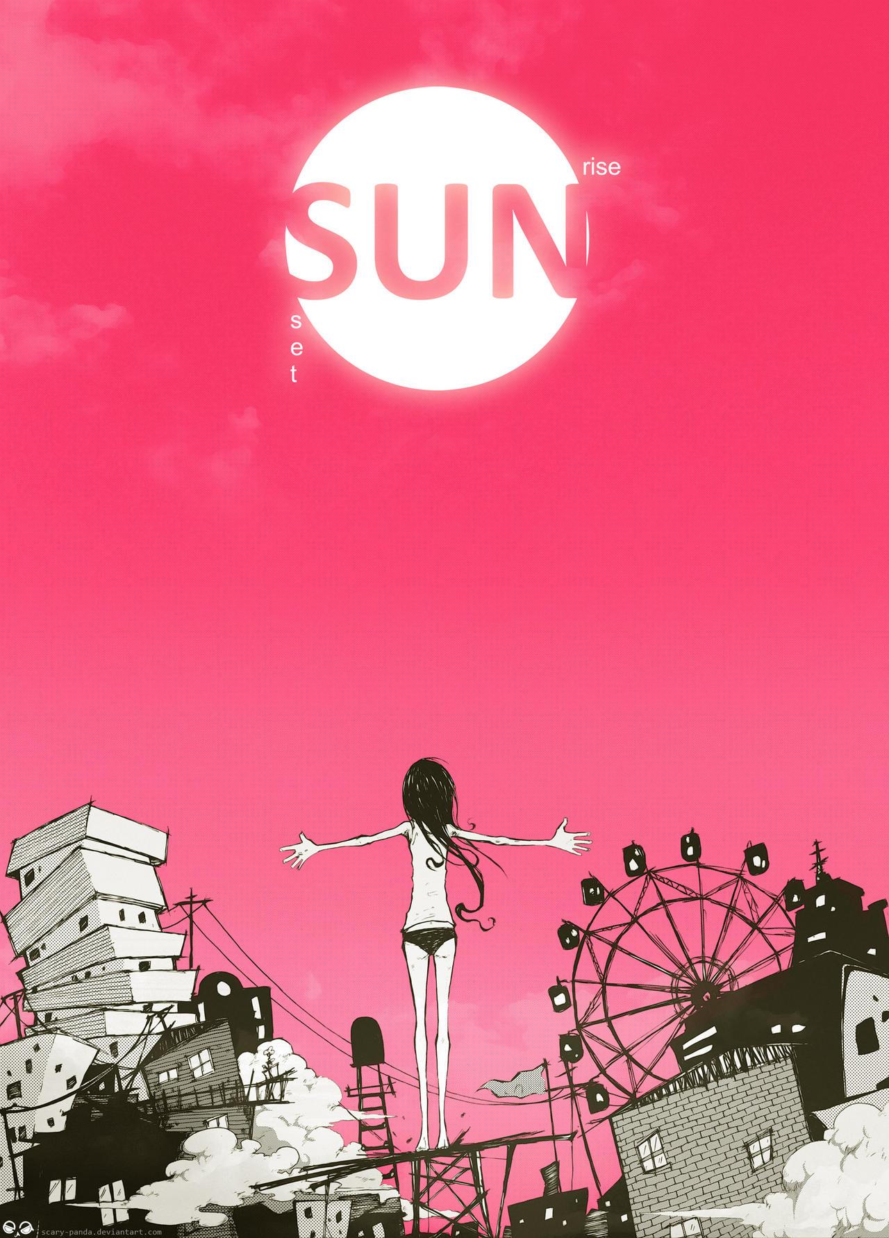 sun by scary-PANDA