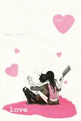 love by scary-PANDA