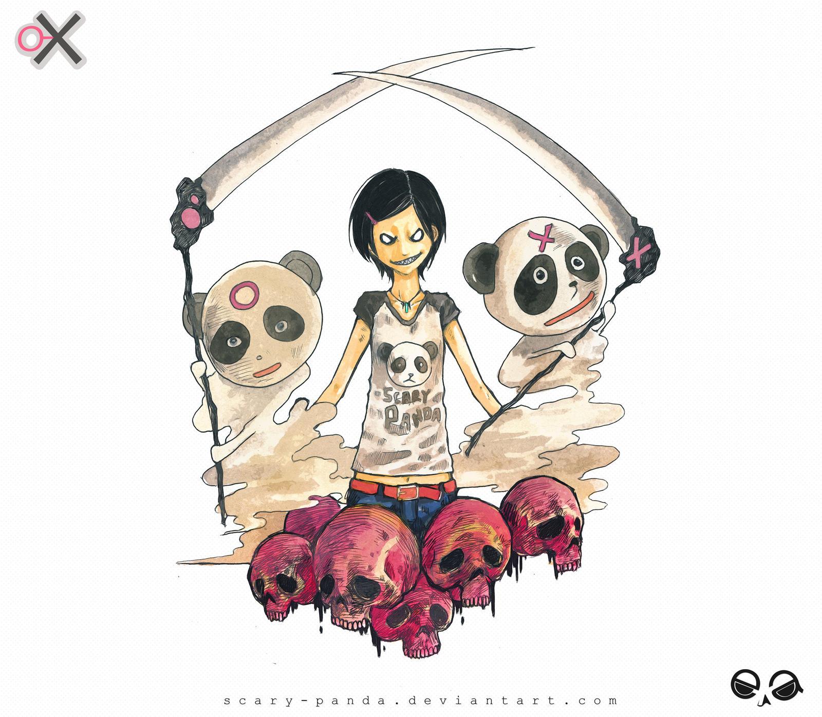 ox by scary-PANDA