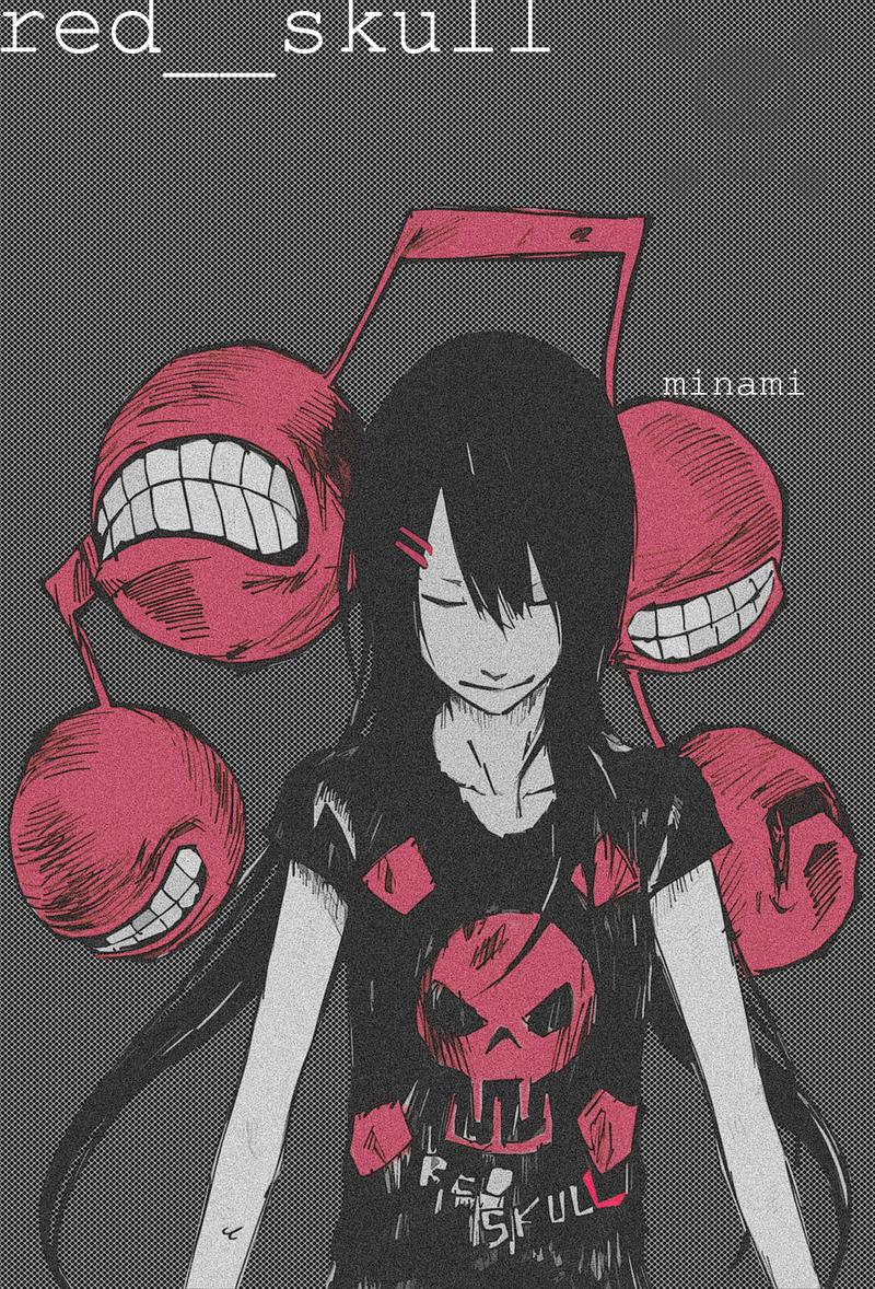 minami by scary-PANDA