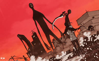 reaper by scary-PANDA