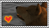 WolfQuest stamp by Shadziulec