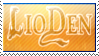 LioDen Stamp by Shadziulec