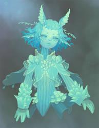 stellar child - perikoala custom
