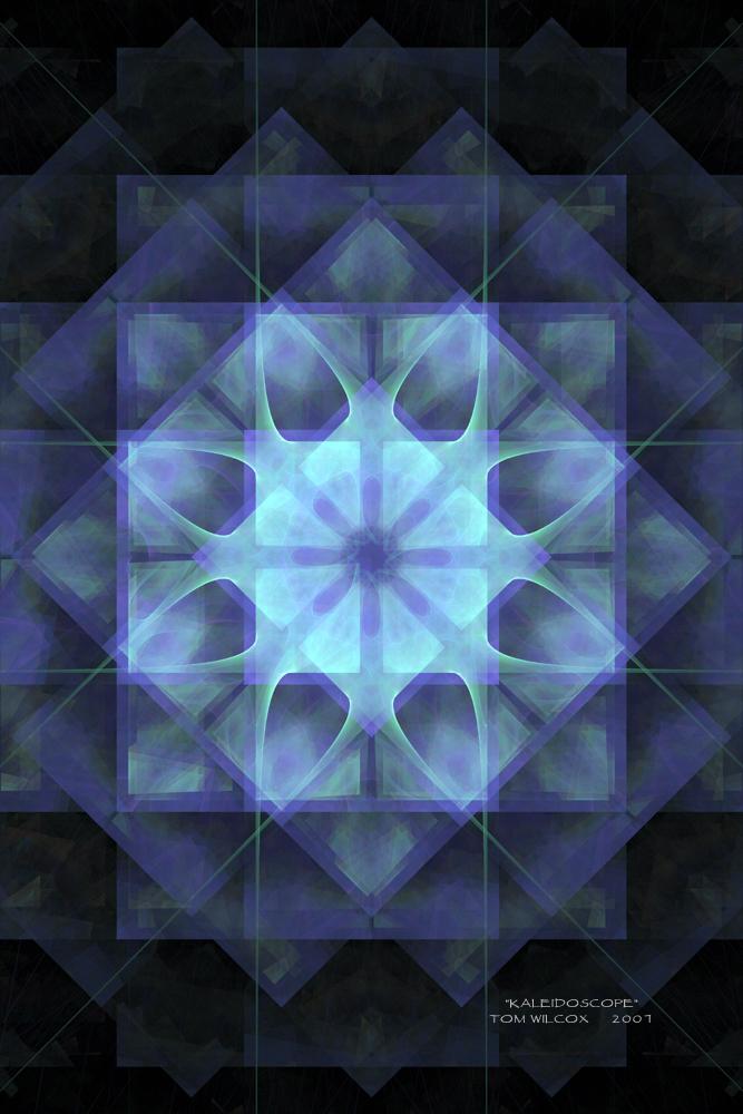 Kaleidoscope 1 by TomWilcox