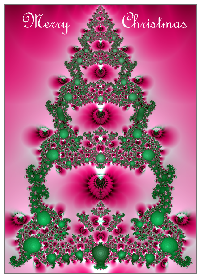 Fractal christmas card by tomwilcox on deviantart