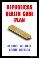 Republican Health Care Plan by TomWilcox