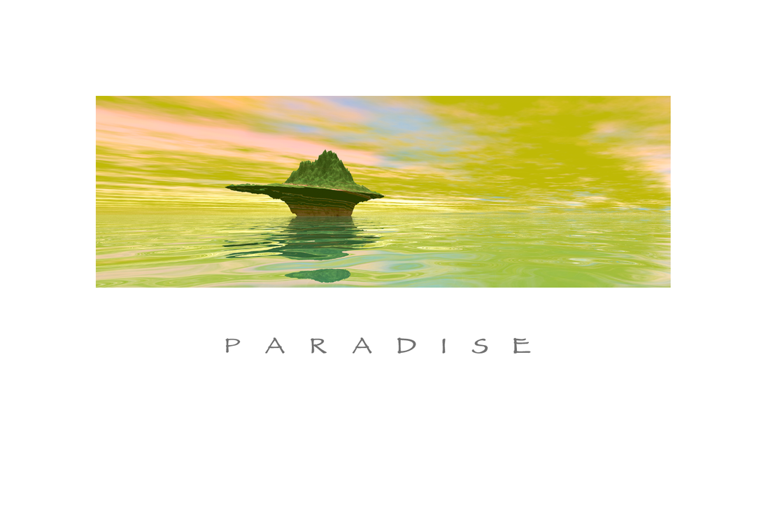 Paradise by TomWilcox