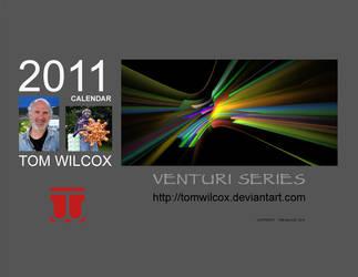 2011 Venturi Series Calendar by TomWilcox