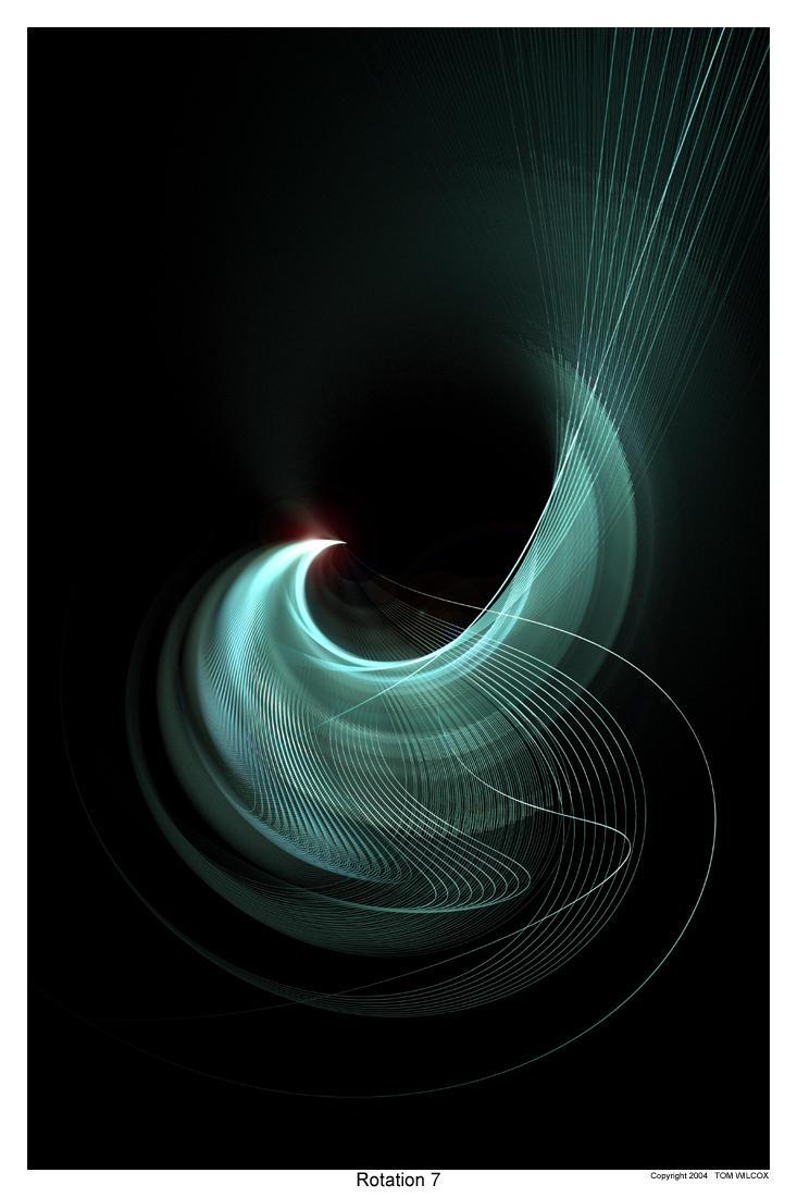 Rotation 7 by TomWilcox