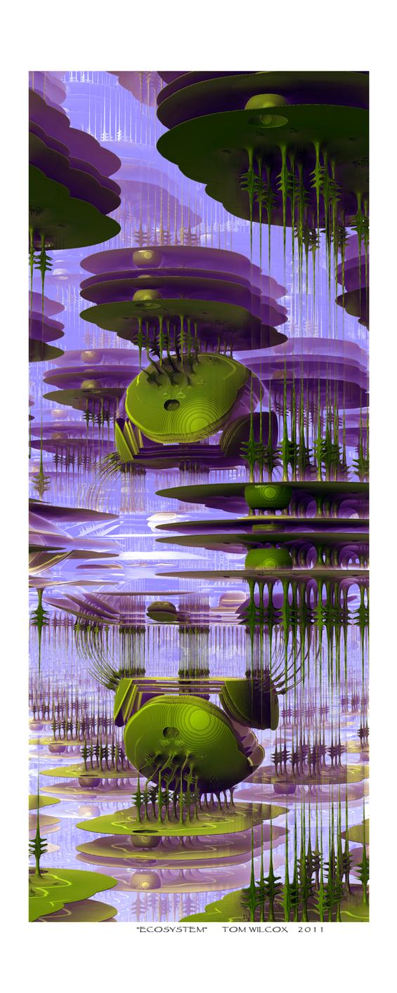 Ecosystem by TomWilcox